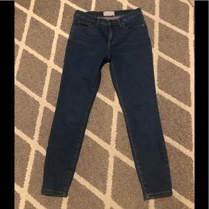 everlane skinny ankle jeans size 28